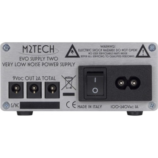 Alimentatore M2Tech Evo Supply two