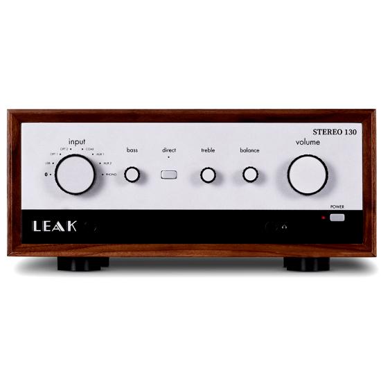Amplificatore Integrato Leak Stereo 130 Wood