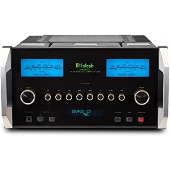 Amplificatore Integrato MCINTOSH MA 8000 Usato in garanzia