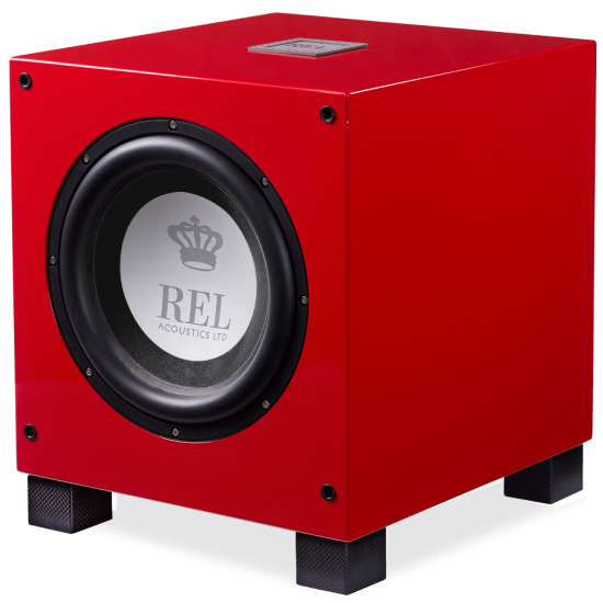 Subwoofer Real Acoustic T/9i Red Special Edition