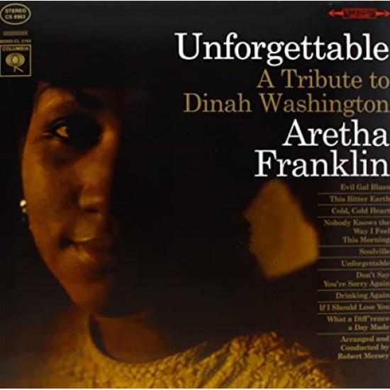 ARETHA FRANKLIN UNFORGETTABLE