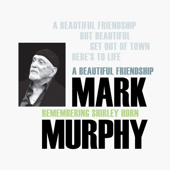 MARK MURPHY A BEAUTIFUL FRIENDSHIP