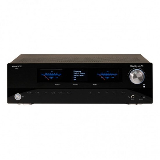 Amplificatore Integrato Advance Acoustic Playstream  A5