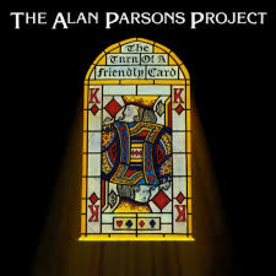 Alan Parson Project The Turn of a Friendly Card