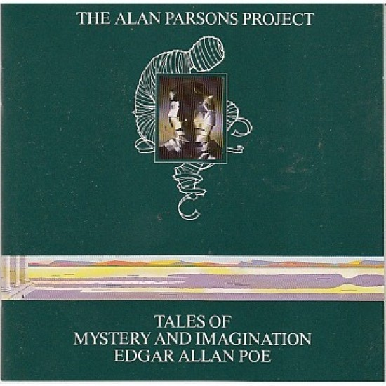 Alan Parson Project Tales of Mystery and Imagination (40th.anniversary)