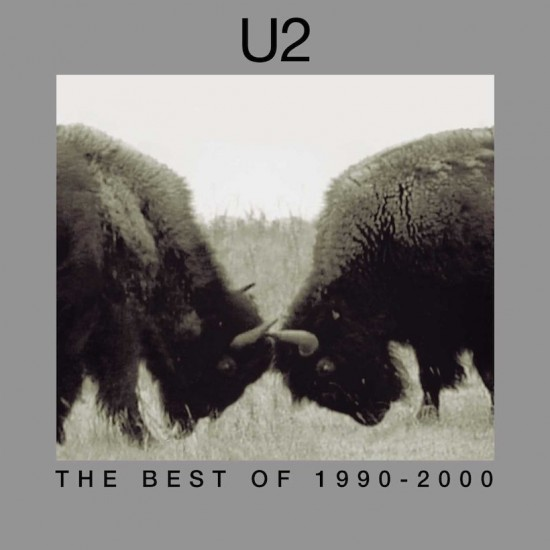 U2The best of 1990-2000