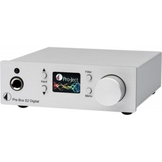 Preamplificatore Pro-Ject Pre Box S2 Digital